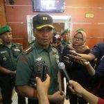 TNI Sinkronkan Program dengan Pemkab, Sampah jadi Sorotan