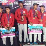 Atlet Panjang Tebing Kaltara Raih Emas di Asian Championship 2019