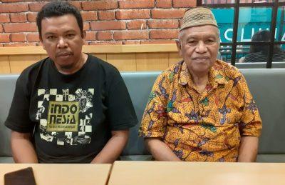Udin Hianggio Klaim Bareng Yansen TP Maju di Pilgub Kaltara