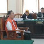 Di Pengadilan Korupsi, Eks Hakim PN Balikpapan Akui Minta Duit