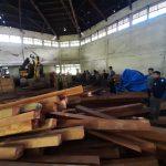 Belum Ada Tersangka Kasus 1.300 Meter Kubik Kayu Illegal di Hutan Kaltim
