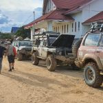 Imigrasi Kawal Tur Rombongan Trans Borneo 2019 – The Last Frontiers di Nunukan