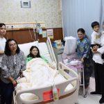 Presiden Jokowi Perkenalkan Cucu Ketiga