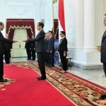 Presiden Jokowi Terima Surat Kepercayaan 14 Dubes Negara Sahabat