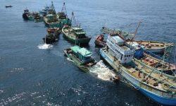 Pemerintah Berencana Hibahkan Kapal Pencuri Ikan Yang 'Incraht' Untuk Nelayan