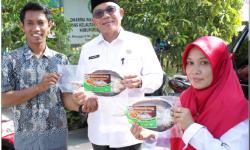 Produk Bandeng Tanpa Duri dari Kampung Tabalar Muara Diperkenalkan