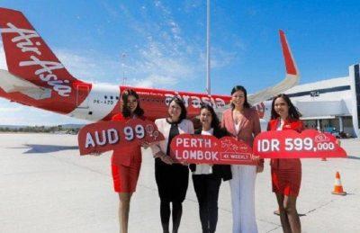 Air Asia Berencana Buka Rute Baru Samarinda ke Kuala Lumpur