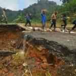 Badan Geologi: Amblesan Tanah di Desa Sila Bukan Akibat Sesar