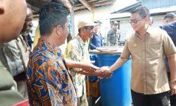 Pemprov Kaltara Serahkan Bantuan untuk Nelayan Tanjung Buka