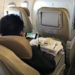 Batik Air Kini Sediakan WiFi Entertainment di Pesawat
