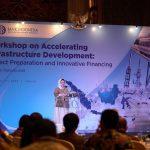 Sinergi Antar Institusi Diperlukan untuk Mendukung Akselerasi Pembangunan Infrastruktur