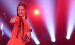 Claudia Emmanuela Santoso, Penyanyi Indonesia, Juara The Voice of Germany