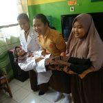 "Puskesmas Kampung Bugis Adakan ""Pelatihan Dokter Kecil"" di SD 004 Tanjung Redeb"