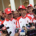 Presiden Jokowi: Grasi Kepada Mantan Gubernur Riau Karena Alasan Kemanusiaan