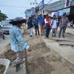 Ingin Pastikan Selesai Akhir Tahun, Jaang Keliling Tinjau Proyek