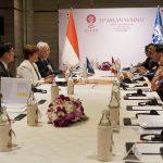 Presiden Jokowi dan Managing Director IMF Bahas Ekonomi Dunia yang Sedang 'Slow Down'