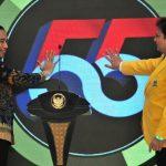 Presiden Jokowi: Golkar Guncang Sedikit, Pemerintah Juga Ikut