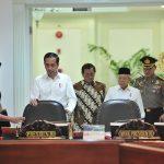 Presiden Jokowi Ingin Kemudahan Berusaha RI di Peringkat 40-50