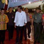 Irianto Lambrie: Presiden Jokowi Sampaikan Keinginan ke Kaltara Lagi