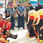 Kadispotmar TNI AL Tutup Kegiatan Dawilhanla Pesisir Pulau Sebatik
