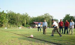 Camat dan Kepala Kampung Harus Dukung Perkembangan Olahraga