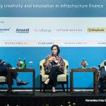 Menkeu Paparkan Peluang Pembiayaan Infrastruktur pada Investor