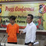 Prostitusi, Polres Nunukan Tangkap Muncikari Pelajar Bertarif Rp1,3 Juta
