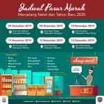 Sambut Natal dan Tahun Baru, Pemprov Kaltara Gelar Operasi Pasar di Enam Desa