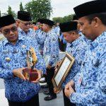 Dinas PUPR Dapat Penghargaan karena Terapkan Sepuluh Indikator