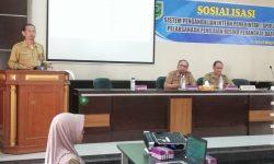 Sosialisasi SPIP Wujudkan Good Governance