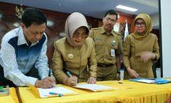 DKP3 Bontang Rakor bersama Tim Pokja Provinsi Kaltim