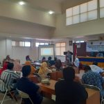 Puskemas Kampung Bugis Bentuk dan Latih Kader Pos UKK dan Posbindu PTM