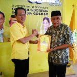 Irianto dan Udin Sama-sama Mendaftar di Golkar