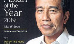 Jadi 'Asian of the Year 2019', Presiden Jokowi: Ini Untuk Indonesia