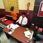 Mantan Presenter TV Swasta di Samarinda Ditangkap Kasus Ganja