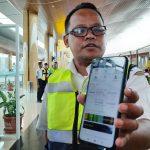Aplikasi APT Pranoto di Play Store Bikin Mudah Check In Penumpang