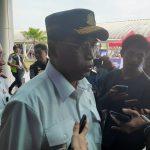 Menhub Berencana Jadikan Bandara APT Pranoto Lebih Representatif