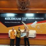Badan Geologi Selesaikan Atlas Hasil Survei dan Kajian Geologi Calon IKN