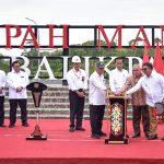 Presiden Jokowi: TPA Sampah Manggar yang Paling Baik di Indonesia