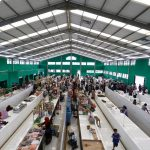 Pasar Kongbeng Rp6 Miliar Resmi Beroperasi, Gratis 6 Bulan Pertama