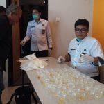 Bawaslu Nunukan Tes Urine 63 Anggota Panwaslu Kecamatan