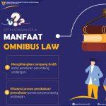 RUU Omnibus Law: Upaya Perkuat Perekonomian Nasional