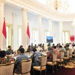 Presiden Perintahkan Menteri Terkait Siapkan Regulasi Turunan RUU Omnibus Law
