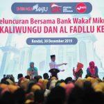 Bangun 56 Bank Wakaf Mikro, Presiden Jokowi Berharap Warga Tidak Pinjam ke Rentenir