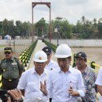 Presiden Jokowi Habiskan Malam Tahun Baru di Yogya
