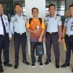 Imigrasi Nunukan Deportasi WNA Malaysia Eks Napi Narkoba