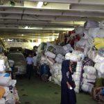 Kapal Laut Dilarang Angkut Pakaian Bekas Asal Malaysia
