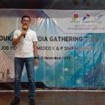 Aliran Gas ke PT Kayan LNG Nusantara Direalisasikan di 2022