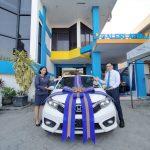 Undian Simpeda Bankaltimtara, Siapkan Grandprize 1 Unit Mobil All New Honda Brio