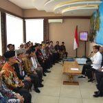 Pindahkan Ibu Kota, Presiden Jokowi 'Permisi' ke Tokoh Masyarakat Kaltim